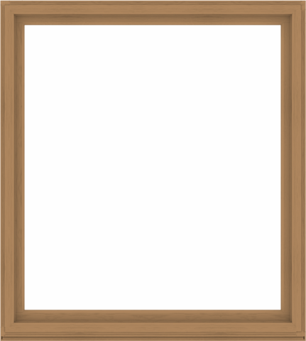 WDMA 72x80 (71.5 x 79.5 inch) Composite Wood Aluminum-Clad Picture Window without Grids-1
