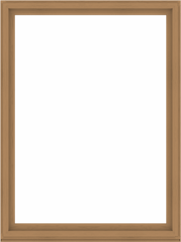 WDMA 72x96 (71.5 x 95.5 inch) Composite Wood Aluminum-Clad Picture Window without Grids-1