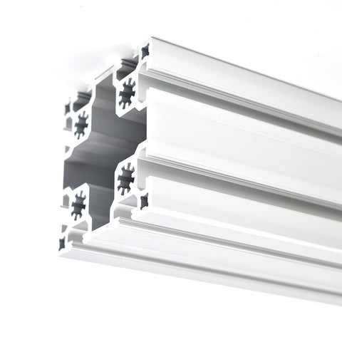 9090WA 8mm T slot extruded aluminium profile for window and door industrial on China WDMA