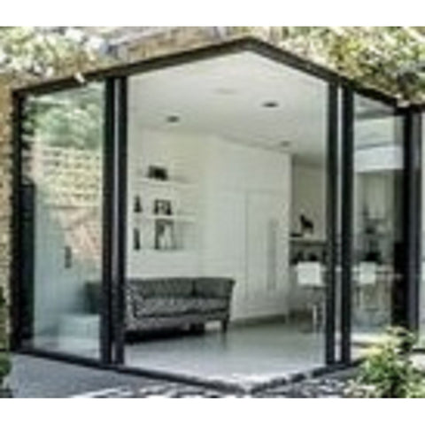 AAMA certified/NFRC certified used aluminium lift sliding glass doors with air tight design on China WDMA