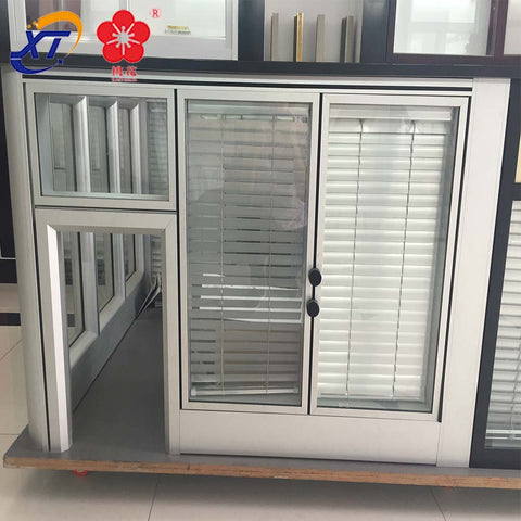 AS Residential aluminum glass jalousie slider sliding window track system & blades louver aluminum glass jalousie window frames on China WDMA
