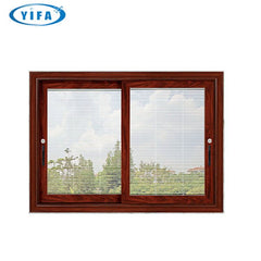 AS2047 AS2208 Australian Standard aluminium section vertical sliding window details on China WDMA