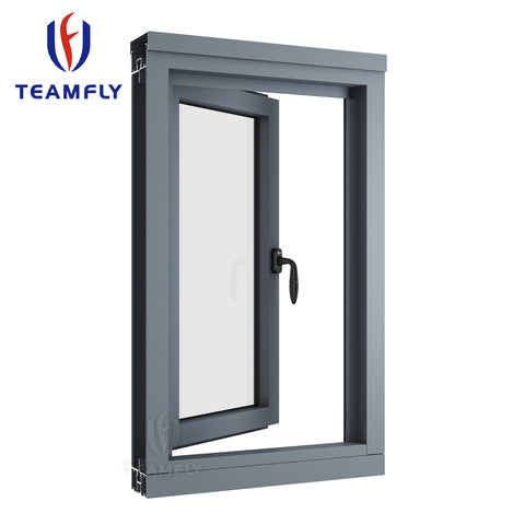 AS2047 Hurricane impact aluminium window door resistant hurricane windows and doors on China WDMA