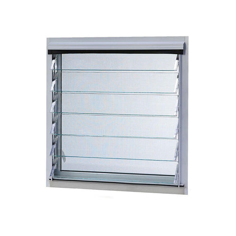 Alibaba French China Airproof Jalousie Window Glass Louvre Windows on China WDMA