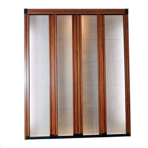 Aluminium Alloy room screen Retractable Mosquito aluminum screen door on China WDMA