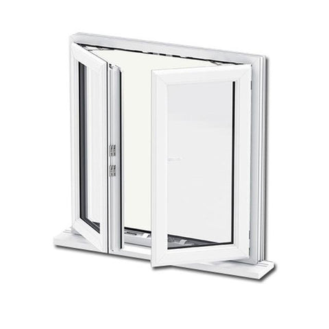 Aluminium Frame Windows With Built In Blinds Double panel Glass with adjustable blinds for Inside on China WDMA