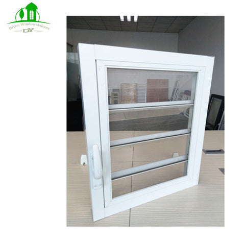 Aluminium Glass louvered Window on China WDMA