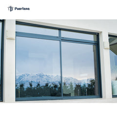 WDMA Best Selling 60x48 Windows - Aluminium Sliding Glass Reception Window In The Philippines Price Design