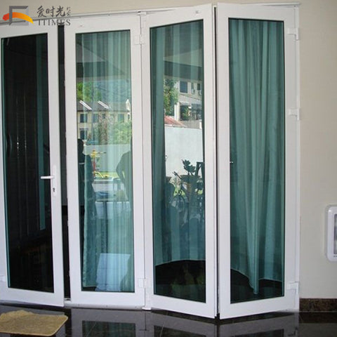 Aluminium door specification 30 inch accordion exterior french doors on China WDMA