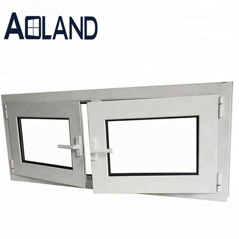 Aluminium double glazed casement windows with AS 2047 on China WDMA