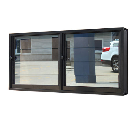 Aluminium glass louvre adjustable jalousie windows for house on China WDMA
