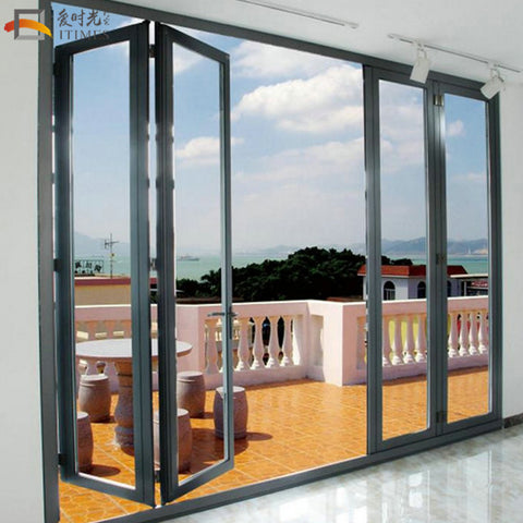 Aluminium section door 8 foot uk folding french doors exterior on China WDMA