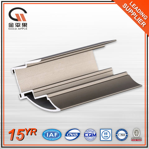 Aluminium window frame extrusion parts, house sliding window on China WDMA