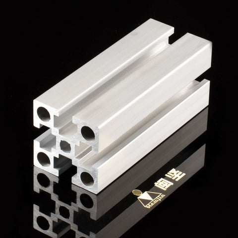 Aluminum Alloy Frame Material Aluminium Extrusion Profiles For Windows And Doors on China WDMA