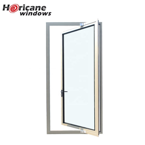 Aluminum Casement Door on China WDMA