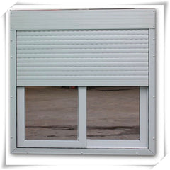 Aluminum Interior Security Electric Automation Roller Shutter Windows on China WDMA