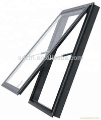 Aluminum alloy windows and doors with optional surface treatment on China WDMA