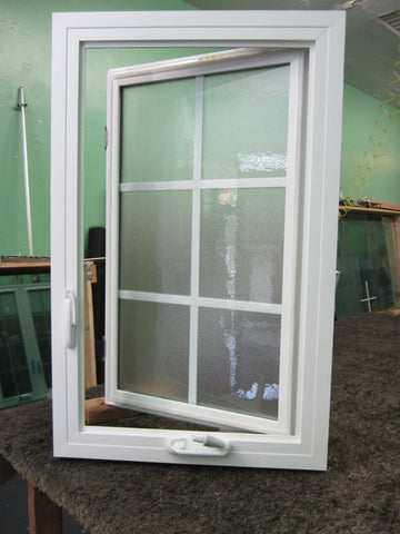 Aluminum casement frame commercial grade manufacturer window sash price size UB90353 on China WDMA