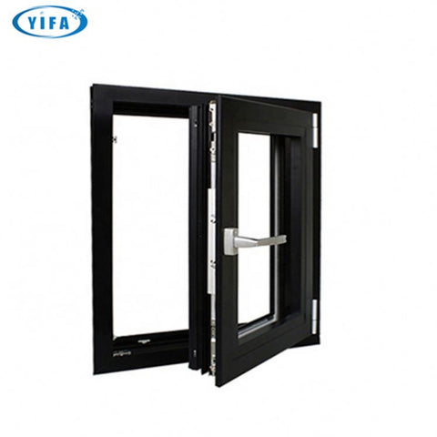 Aluminum casement window arch window design miami windows on China WDMA
