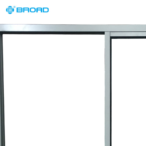 Aluminum glass door and sliding windows for office australian standard on China WDMA