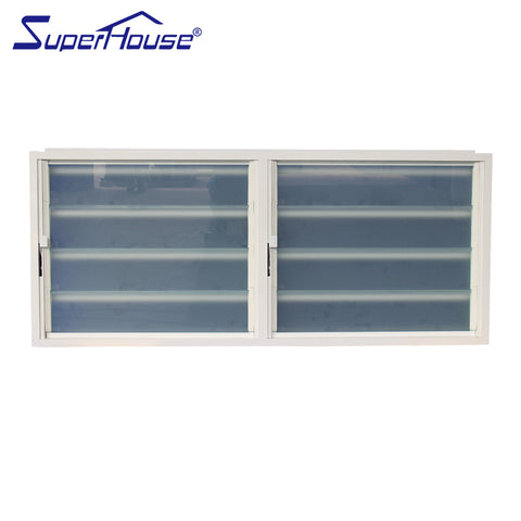 Aluminum glass jalousie louver windows in cheap price on China WDMA
