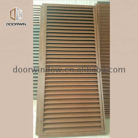 Aluminum roof louver window rolling shutter roller on China WDMA
