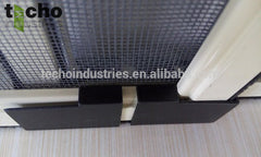 Aluminum screen window with mosquito net ,sliding screen window on China WDMA