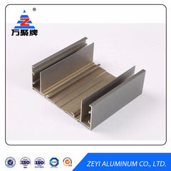 Aluminum sliding window door track channel profile on China WDMA