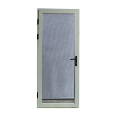 Aluminum stainless steel screen french door security screen door chinese factory on China WDMA