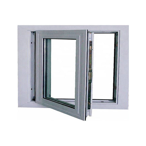 Aluminum tilt and turn windows/aluminium triple glass double glazed windows and doors comply with Australian on China WDMA