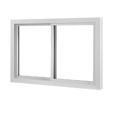 America standard custom make upvc double hung window design on China WDMA