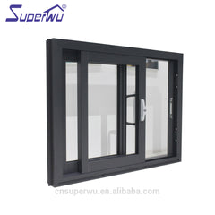 American NFRC standard latest main gate designs glass sliding doors prices on China WDMA