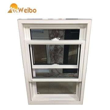 American standard vinyl/PVC double hung/lifting windows from Foshan, China on China WDMA