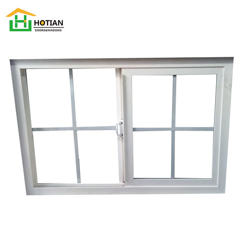 American standard vinyl upvc low-e glass thermal break windows for sale