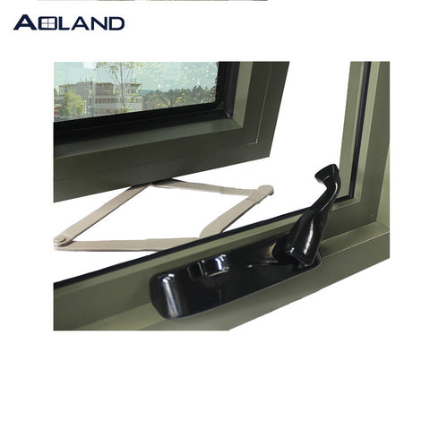American style crank awning windows for air ventilation on China WDMA