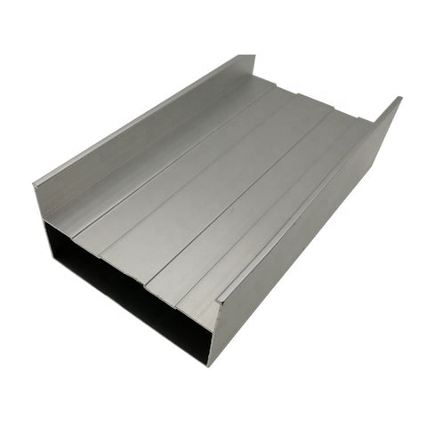 Anodized Aluminum Sliding Track Profile For Window And Door on China WDMA