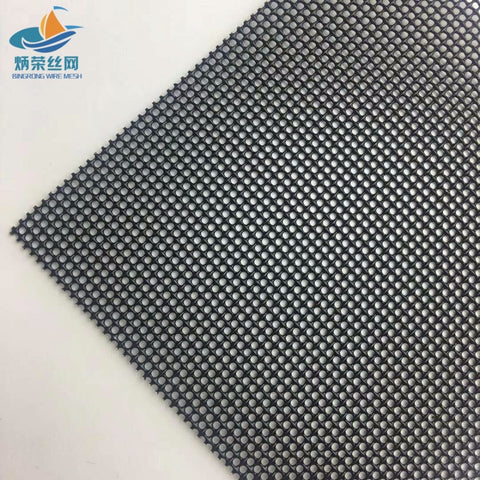 Anti-theft stainless steel security screen mesh/king kong mesh used for window and door on China WDMA