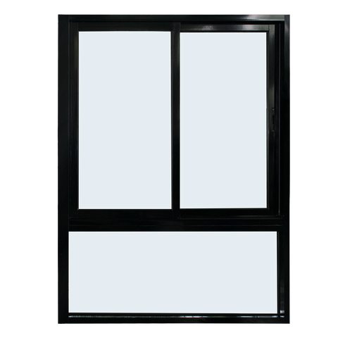 As2047/As1288/AAMA/Miami Dade/NFRC standard aluminium sliding glass window jalousie window on China WDMA