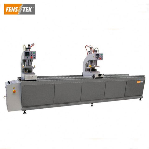 Assembling Machine for uPVC Windows to welding / PVC window assemble machine on China WDMA