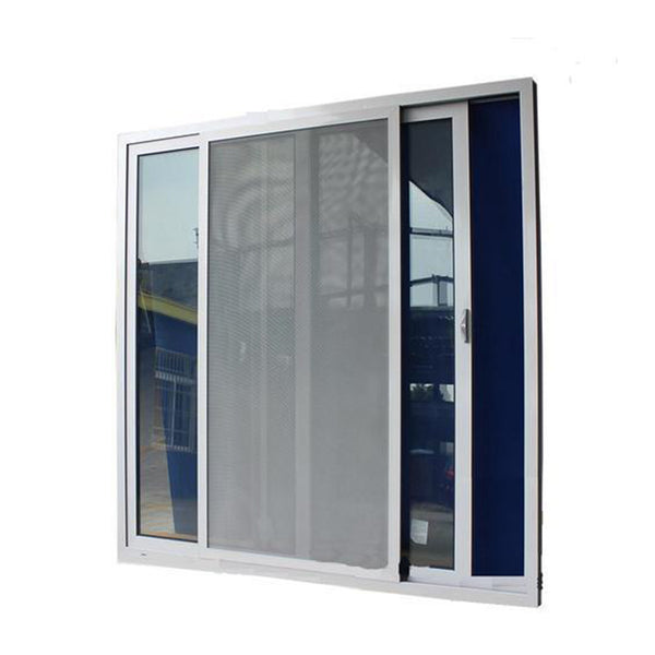 Australia As2047 Standard Commercial System Double Glazing Sliding Alu Windows