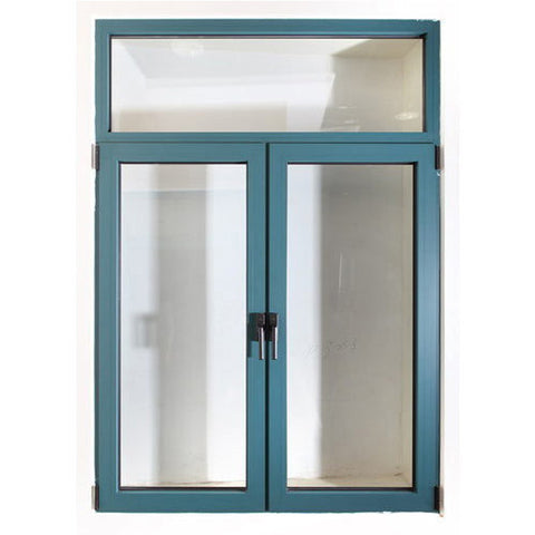 Australia standard aluminum french windows and door casement window for house installation with single/double glazed on China WDMA