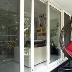 Australian Standard Double Glass Pvc Door Sliding For Sale on China WDMA