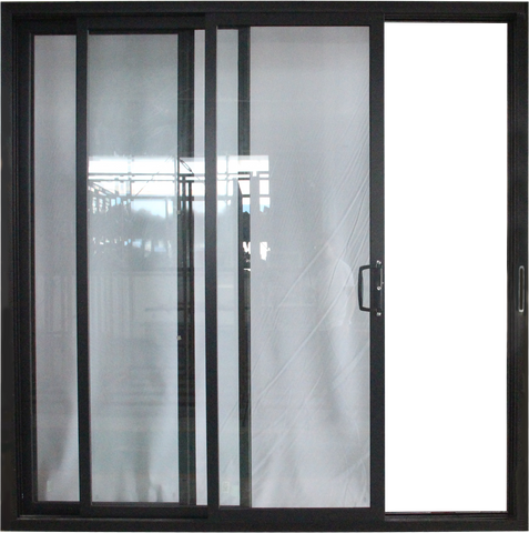 Australian Standard Hurricane Proof 5 foot sliding glass patio door on China WDMA