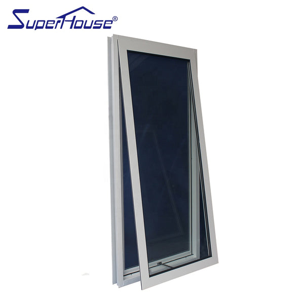 Australian standard ldouble layer glass windows import from Superhouse for homes