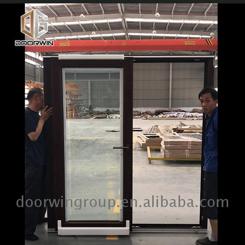 Automatic sliding door mechanism closer opening on China WDMA