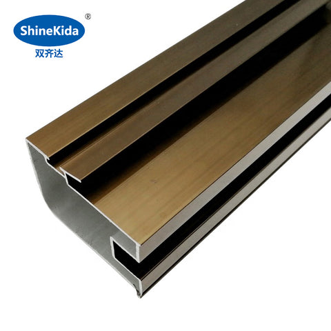Average cost of aluminium bifold doors automatic vertical sliding door swing prices on China WDMA