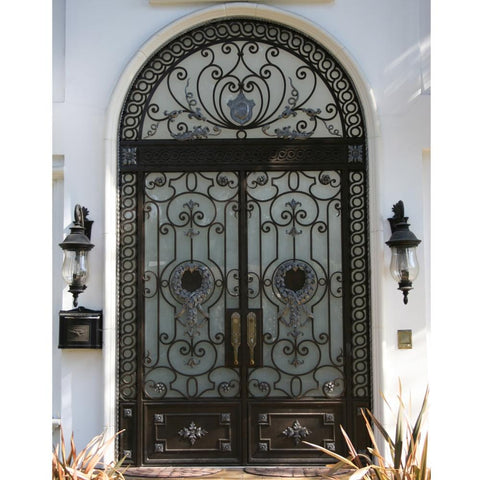 Best Iron door/iron french door on China WDMA