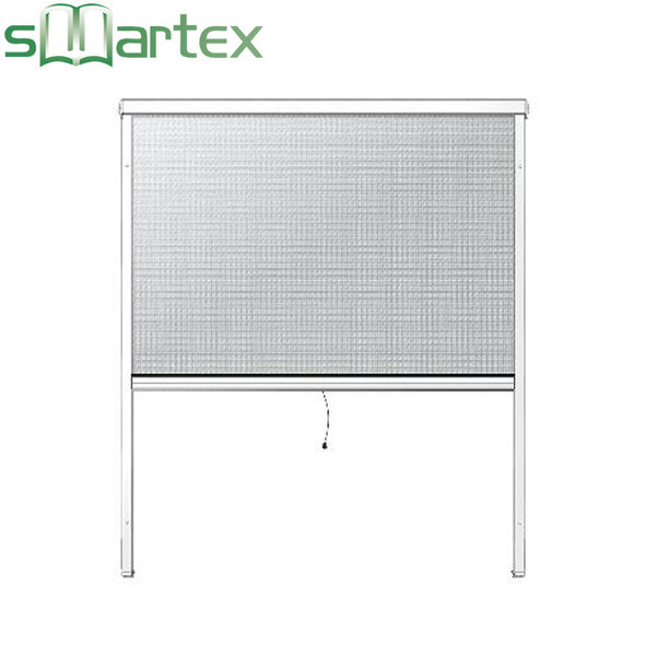 Best Price Pvc Roller Screen Window Retractable Insect Screen on China WDMA