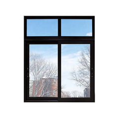 Best Selling 3 track sliding window Aluminum frame Doule Tinted Glass Sliding Window Soundproofing Materials for windows on China WDMA