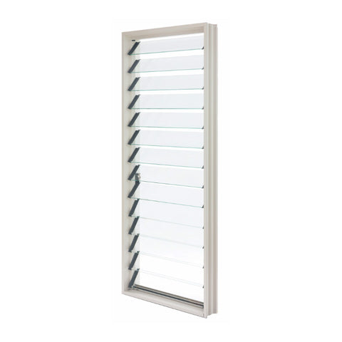Best Selling Removable Jalousie Glass Folding White Aluminum Windows Interior German Plantation Window Shutters From China on China WDMA